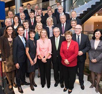 Wie zijn de nieuwe Eurocommissarissen – en wat gaan ze doen?