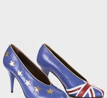 Over Brexit en schoenen (maar eigenlijk niet over die van Theresa May)